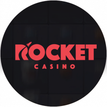 Logo Rocket Casino