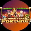 Logo Three Star Fortune