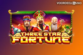 Three Star Fortune slot