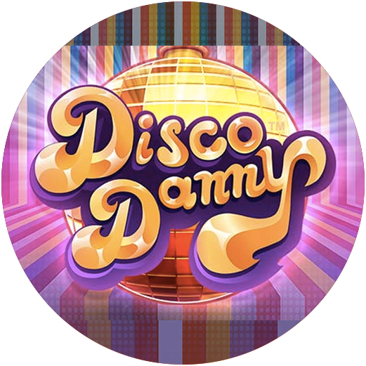 Logo Disco Danny Slot