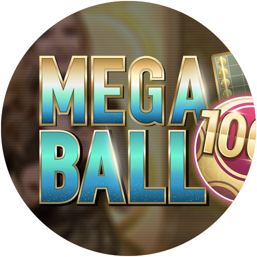 Logo Mega Ball