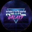 Logo Retro Galaxy