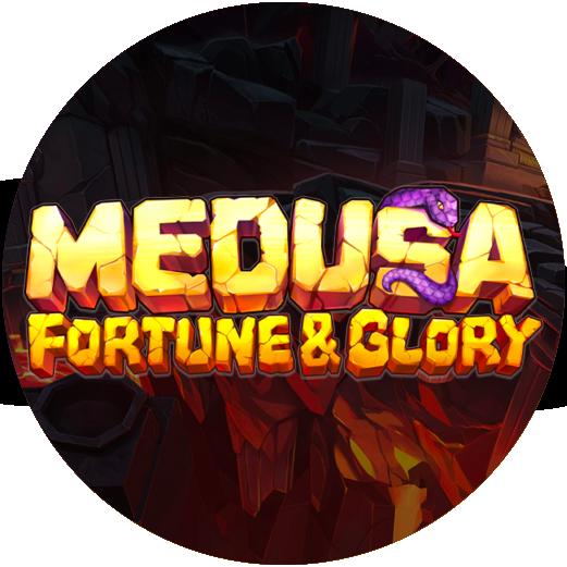 Logo Medusa Fortune & Glory