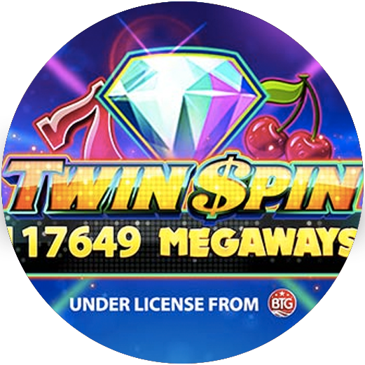 Logo Twin Spin Megaways