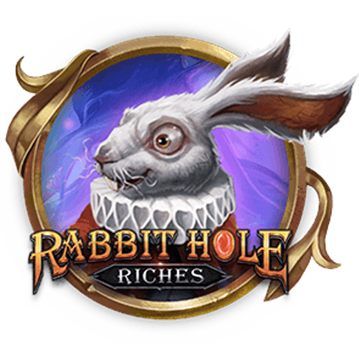 Logo Rabbit Hole Riches