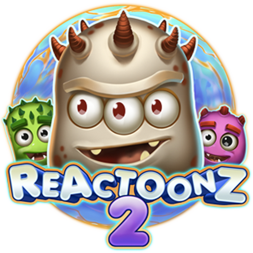 Logo Reactoonz 2