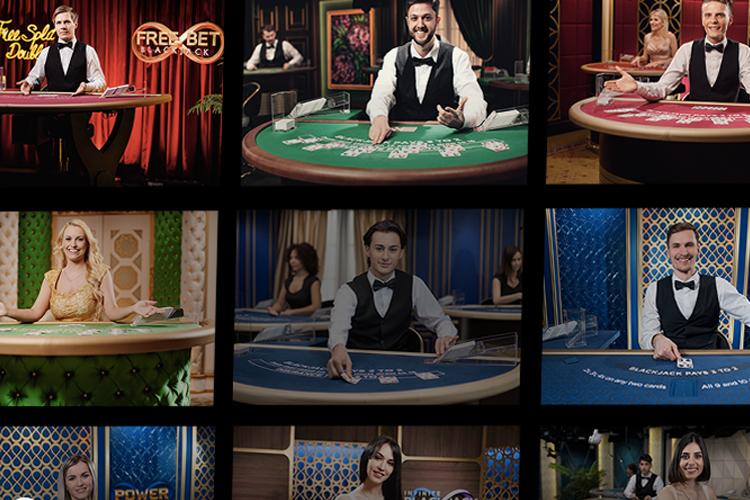 5 Keer de leukste online blackjack spellen