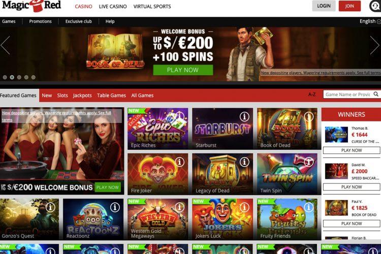 Casino screenshot