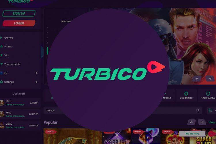 Grand Race toernooi gestart in Turbico Casino