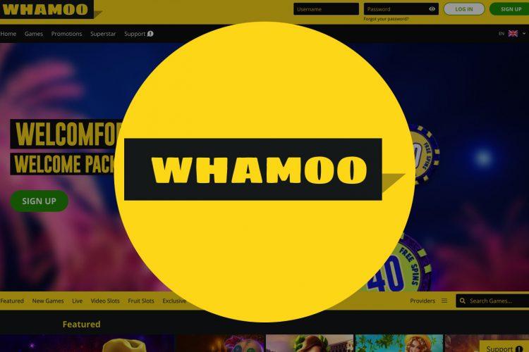 Pick N Play bonus op 1 maart in Whamoo Casino