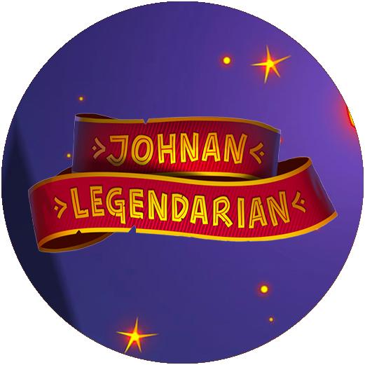 Logo Johnan Legendarian