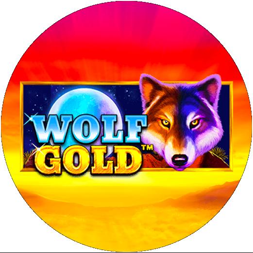 Logo Wolf Gold