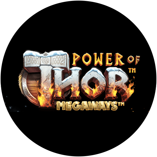 Logo Power of Thor Megaways