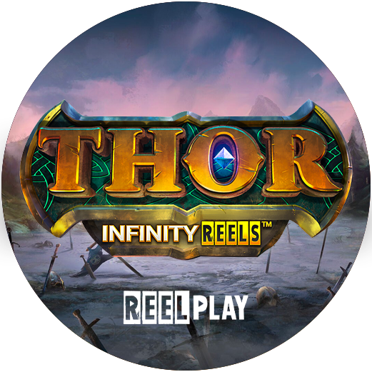 Logo Thor Infinity Reels