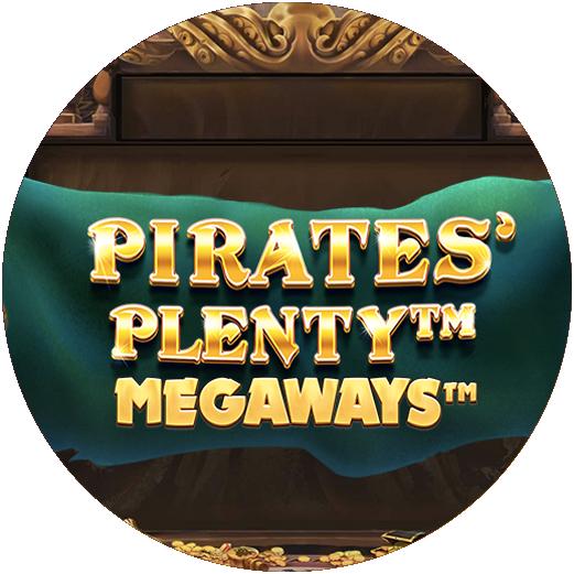 Logo Pirates Plenty Megaways