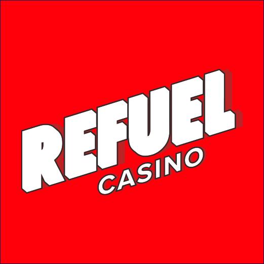 Logo Refuel Casino