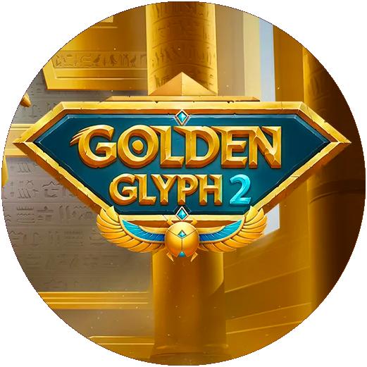 Logo Golden Glyph 2