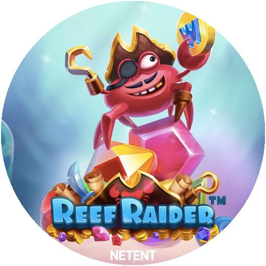 Logo Reef Raider